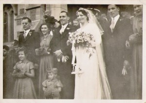Jim and Frances wedding
